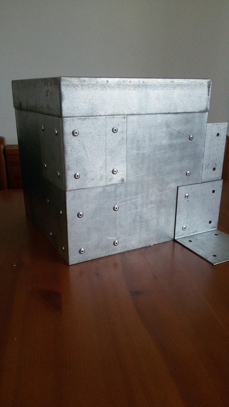 SteelCraft бордюр